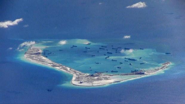 Trung Quốc đẩy mạnh chiến tranh pháp lý ở Biển Đông