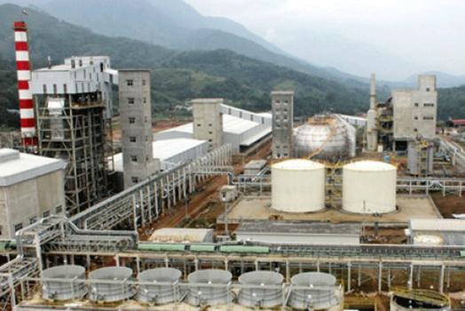 Hình minh họa. Nhà máy sản xuất phân bón DAP 2 - Lào Cai