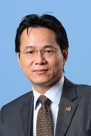 Nguyên tổng giám đốc ngân hàng TMCP Á Châu (ACB)-ông Lý Xuân Hải. AFP
