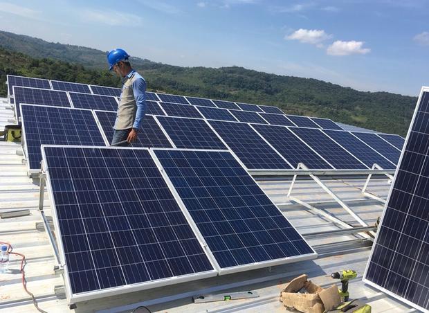 ADB tái cấp vốn cho nhà máy điện mặt trời Dầu Tiếng 2