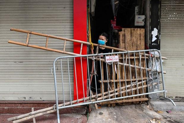 Ân Xá Quốc Tế lo ngại vi phạm nhân quyền ở Việt Nam khi giãn cách kéo dài