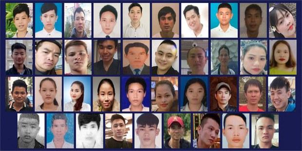 Cảnh sát Ý bắt thêm một nghi phạm vụ 39 người Việt tử nạn trong xe tải ở Anh
