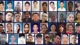 Cảnh sát Essex ở London vào ngày 22 tháng 1 năm 2021, công bố hình ảnh 39 nạn nhân Việt Nam chết sau xe tải vào năm 2019.
