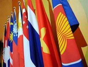 Cờ các quốc gia khối ASEAN