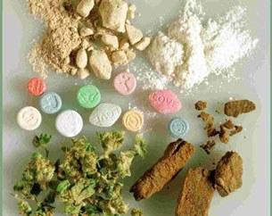 Các loại thuốc gây nghiện (Ma túy tổng hợp) ảnh minh họa