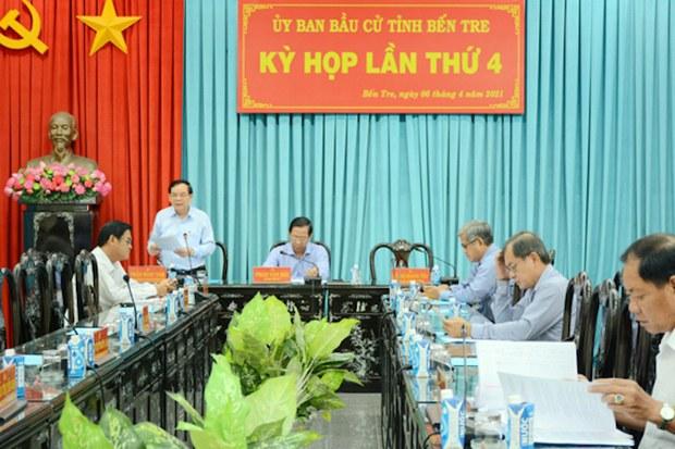 Các lãnh đạo tỉnh Bến Tre bị đề nghị kiểm điểm do sai phạm về đất đai