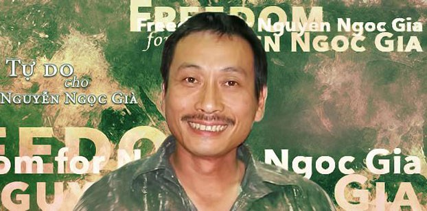 Giới tranh đấu trong nước và các tổ chức quốc tế kêu gọi chính quyền Việt Nam trả tự do cho blogger Nguyễn Ngọc Già và những tiếng nói độc lập tại Việt Nam.