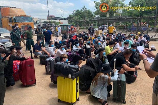Campuchia yêu cầu VN giúp nhanh chóng hồi hương người Việt cư trú bất hợp pháp