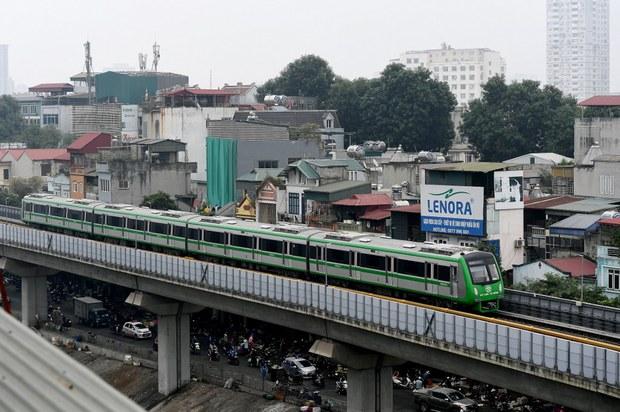 Đường sắt Cát Linh - Hà Đông có nhà ga không đảm bảo an toàn phòng cháy