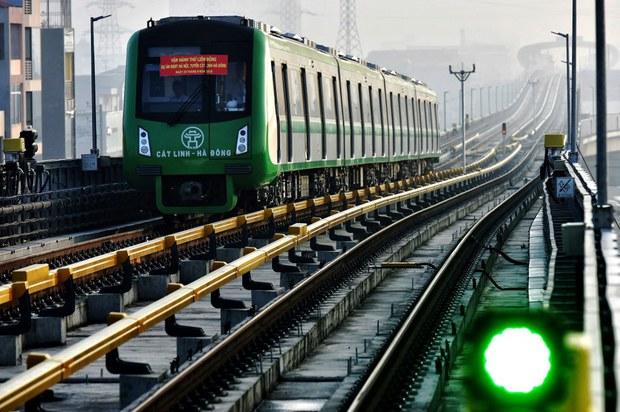 Dự án đường sắt trên cao Cát Linh- Hà Đông vẫn chưa được nghiệm thu