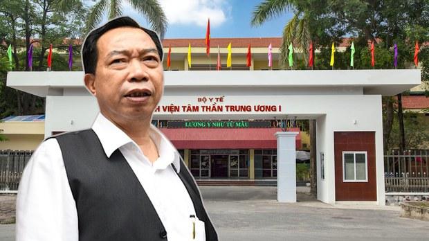 Giám đốc Bệnh viện Tâm Thần TW 1 bị đình chỉ vì hoạt động ma tuý xảy ra tại bệnh viện — Tiếng Việt