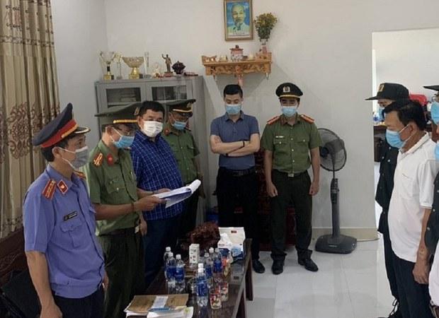 Lãnh đạo Cảng hàng không quốc tế Phú Bài bị bắt về tội tham ô tài sản