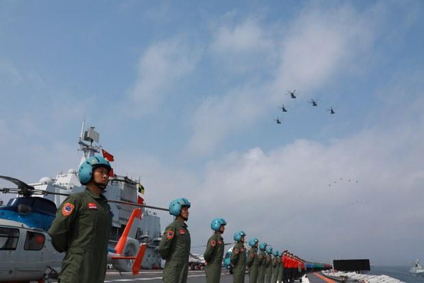 Trung Quốc tiến hành bốn cuộc tập trận ở Biển Đông trong tháng 9/2021