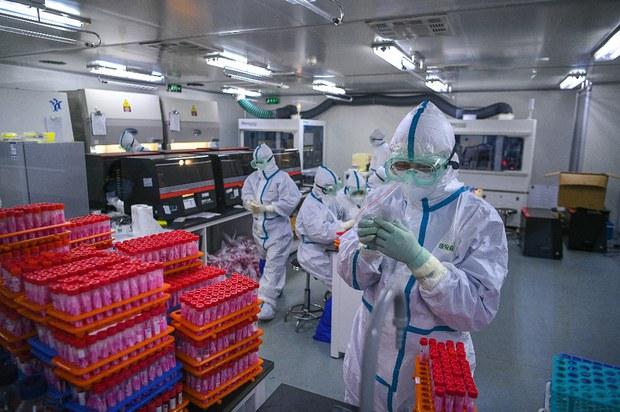 Trung Quốc triệt phá đường dây làm vaccine COVID-19 giả