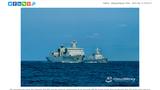 Trung Quốc tập trận trên Biển Đông