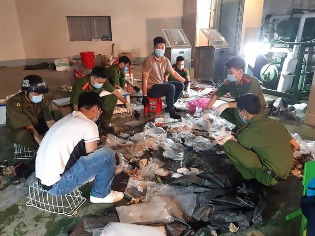 Người Trung Quốc đến Việt Nam thuê xưởng để buôn bán ma túy