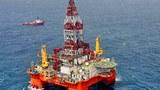 Hiện tại giàn khoan Hải Dương-981 của Trung Quốc đã hạ đặt trái phép tại vùng biển Việt Nam