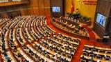 Một buổi họp Quốc hội hồi tháng 10, 2014 tại Hà Nội