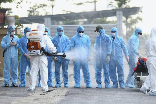 Dịch bệnh COVID-19 lây lan nhanh trong các khu công nghiệp ở Việt Nam
