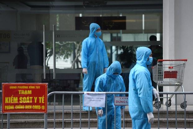 Dịch COVID-19: Việt Nam nghi ngờ đã có thêm ca nhiễm mới trong cộng đồng chưa được phát hiện