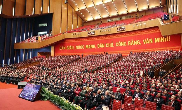 Đại hội 13 Đảng Cộng sản Việt Nam sẽ bế mạc sớm một ngày so với kế hoạch