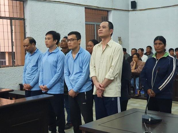 Tòa Đăk Lăk tuyên án vụ trục lợi từ dự án nghìn tỷ