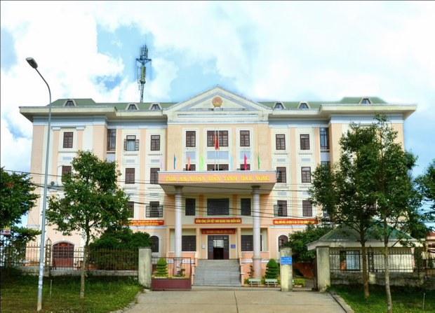 """Đắk Nông: Thẩm phán Tòa án huyện làm khống 57 bộ hồ sơ được xác định """"không cấu thành tội"""""""