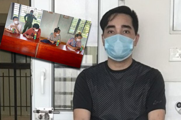 Công an Đà Nẵng phát hiện bốn người Trung Quốc nhập cảnh trái phép