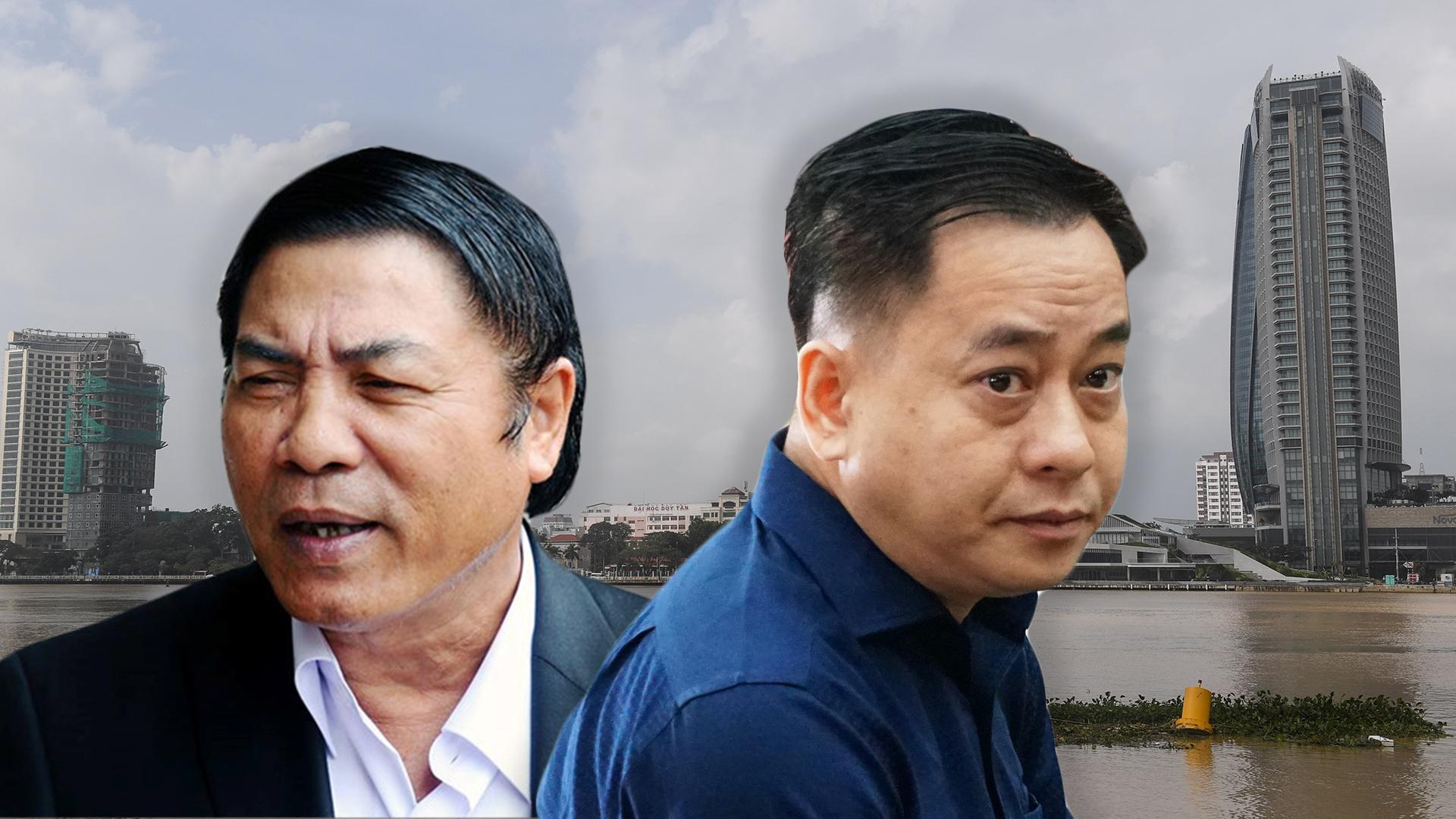 Cố bí thư Đà Nẵng Nguyễn Bá Thanh bị khai đã giới thiệu cho Vũ ...
