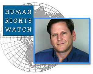 Ông Phil Robertson phụ trách khu vực châu Á của Tổ chức nhân quyền Human Rights Watch
