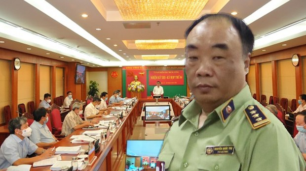 Cục trưởng Cục Quản lý Thị trường tỉnh Phú Thọ bị cách các chức vụ trong Đảng