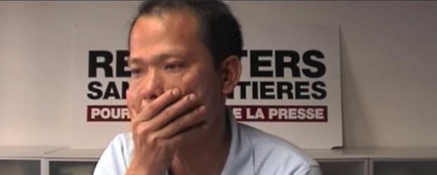 Tổ chức Phóng viên Không Biên Giới (RSF) hôm 2 tháng 3 tra thông cáo báo chí về tình trạng chính phủ Hà Nội sách nhiễu, quấy rối đối với gia đình của ông Bùi Thanh Hiếu, tức blogger Người Buôn Gió.