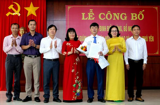 Phú Yên: Chủ tịch huyện vừa bị cảnh cáo được điều chuyển làm Phó giám đốc Sở