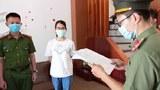Nữ phiên dịch giúp người Trung Quốc nhập cảnh trái phép bị khởi tố