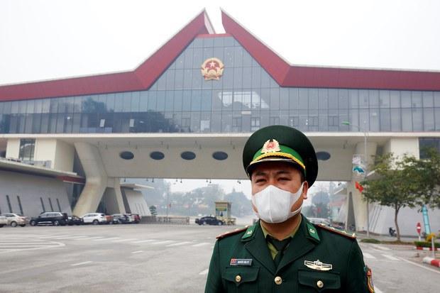Bắt giữ tài xế đưa người Trung Quốc nhập cảnh Việt Nam trái phép