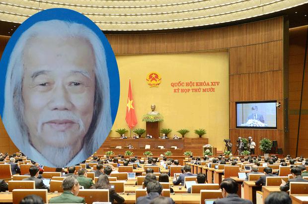 Giáo sư Nguyễn Đình Cống, người tự ứng cử đại biểu Quốc hội, bị loại sau một cuộc họp cử tri kín