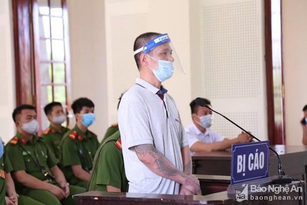 Một Facebooker ở Nghệ An bị án chín năm tù với cáo buộc chống Nhà nước