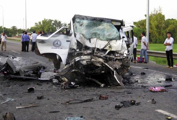 Số người chết do tai nạn giao thông ở Việt Nam giảm dưới 7.000 người