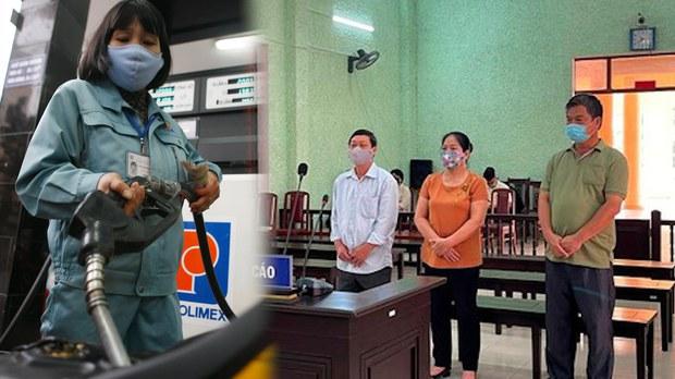 Cao Bằng: tuyên phạt ba lãnh đạo công ty xăng dầu gần 300 triệu đồng vì lừa dối khách hàng