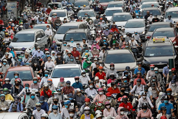 Năm tháng đầu năm: Thiệt mạng vì tai nạn giao thông gấp 60 lần số chết vì COVID