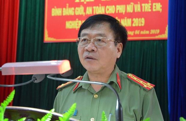 Kỷ luật nguyên Phó bí thư Đảng ủy, nguyên Phó giám đốc Công an tỉnh Gia Lai