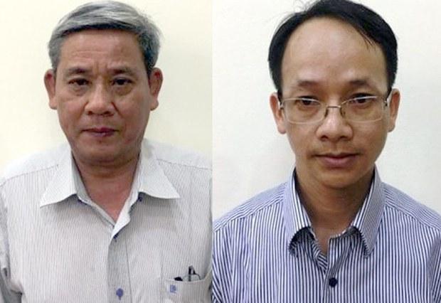 Cựu phó chánh Văn phòng UBND TP Hồ Chí Minh bị khởi tố liên quan vụ án tại SAGRI