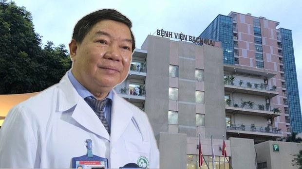 Cựu Giám đốc bệnh viện Bạch Mai bị truy tố vì nâng khống giá robot phẫu thuật