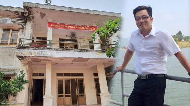 Thái Bình khởi tố nguyên giám đốc Trung tâm Phát triển Quỹ đất huyện Hưng Hà