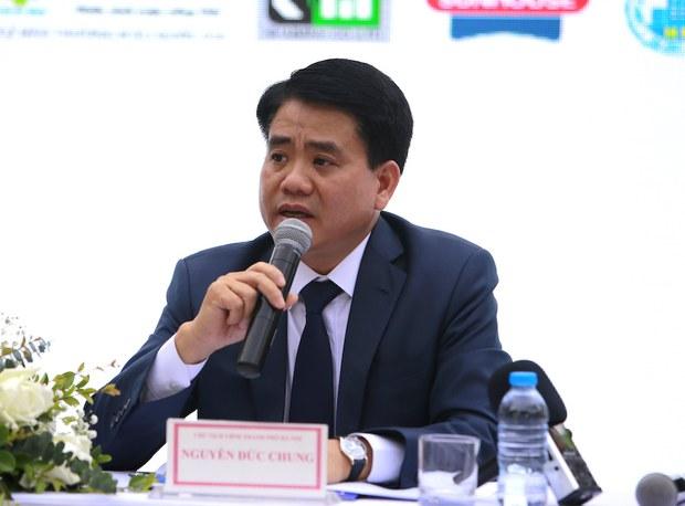 Cựu chủ tịch Nguyễn Đức Chung bị khởi tố thêm tội danh