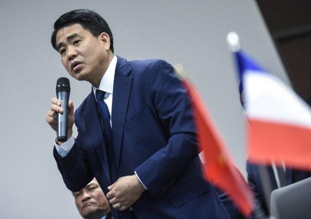 Cựu Chủ tịch Hà Nội Nguyễn Đức Chung bị truy tố tội lợi dụng, chức vụ quyền hạn