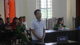 Ông Nguyễn Lê Giang tại phiên sơ thẩm ở Tòa án tỉnh Thanh Hóa năm 2019.