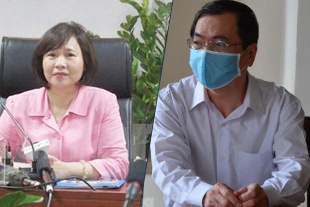 Cựu Bộ trưởng Vũ Huy Hoàng đổ mọi trách nhiệm cho bà Hồ Thị Kim Thoa & Phan Chí Dũng