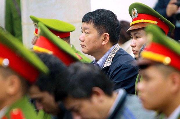 Ông Đinh La Thăng nói cáo trạng mang tính suy diễn, qui chụp để buộc tội ông