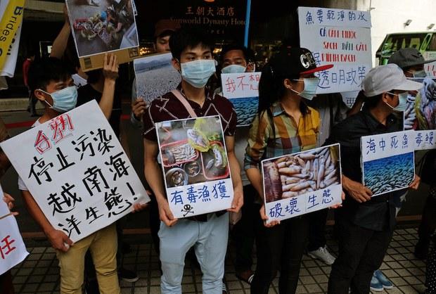 Vụ kiện Formosa ở Đài Loan: Tối cao Pháp viện hủy phán quyết của Tòa Thượng thẩm